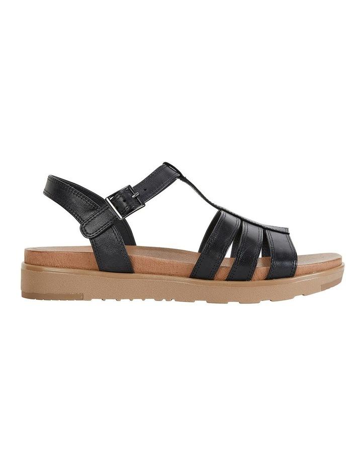 Ohio Black Glove Sandals image 1