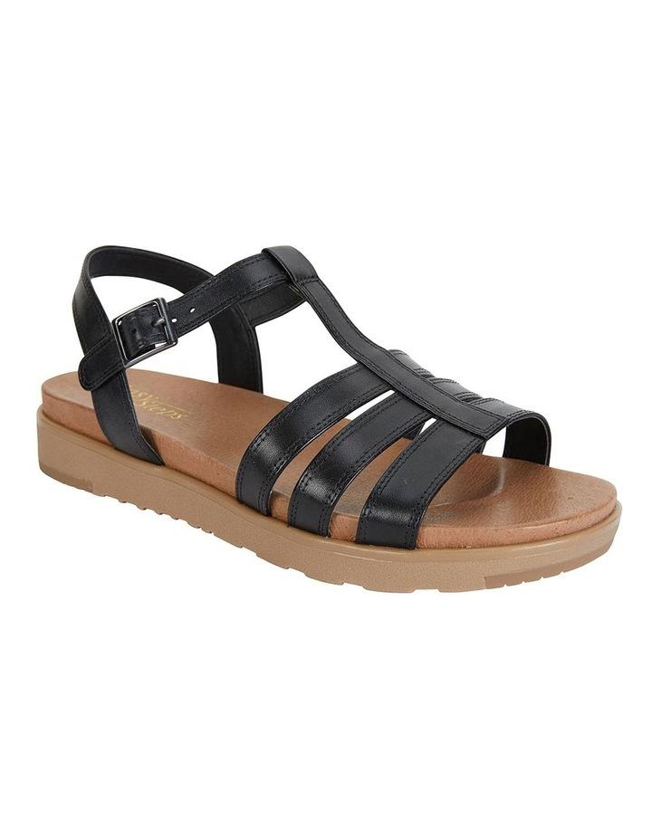 Ohio Black Glove Sandals image 2