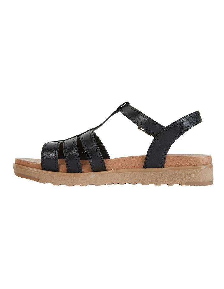 Ohio Black Glove Sandals image 3
