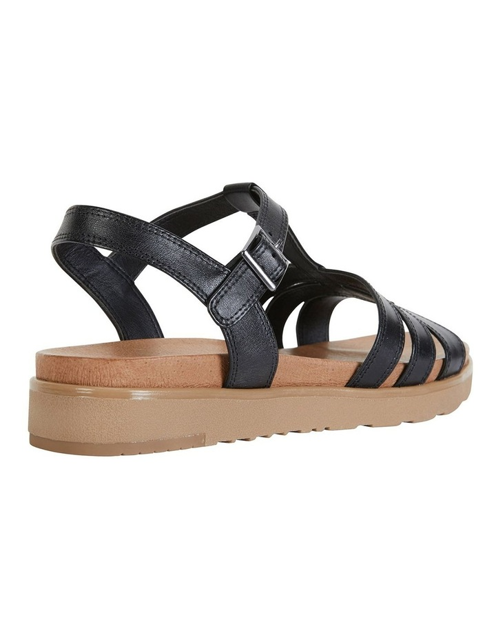 Ohio Black Glove Sandals image 4