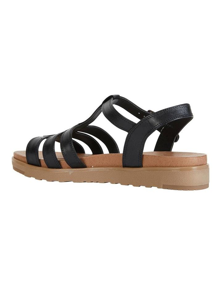 Ohio Black Glove Sandals image 6