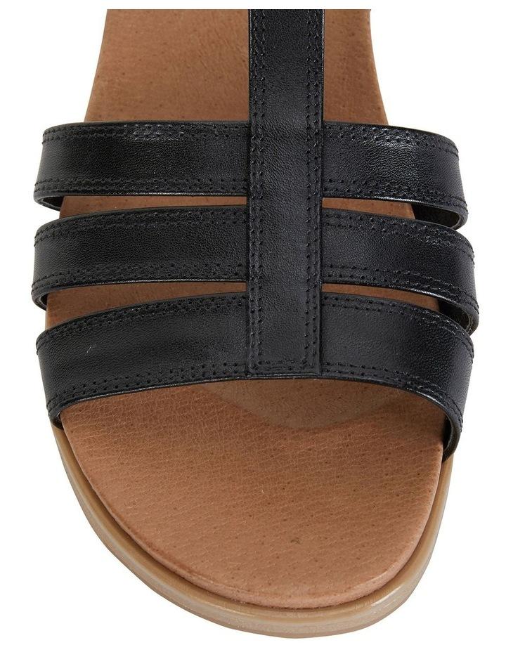 Ohio Black Glove Sandals image 7