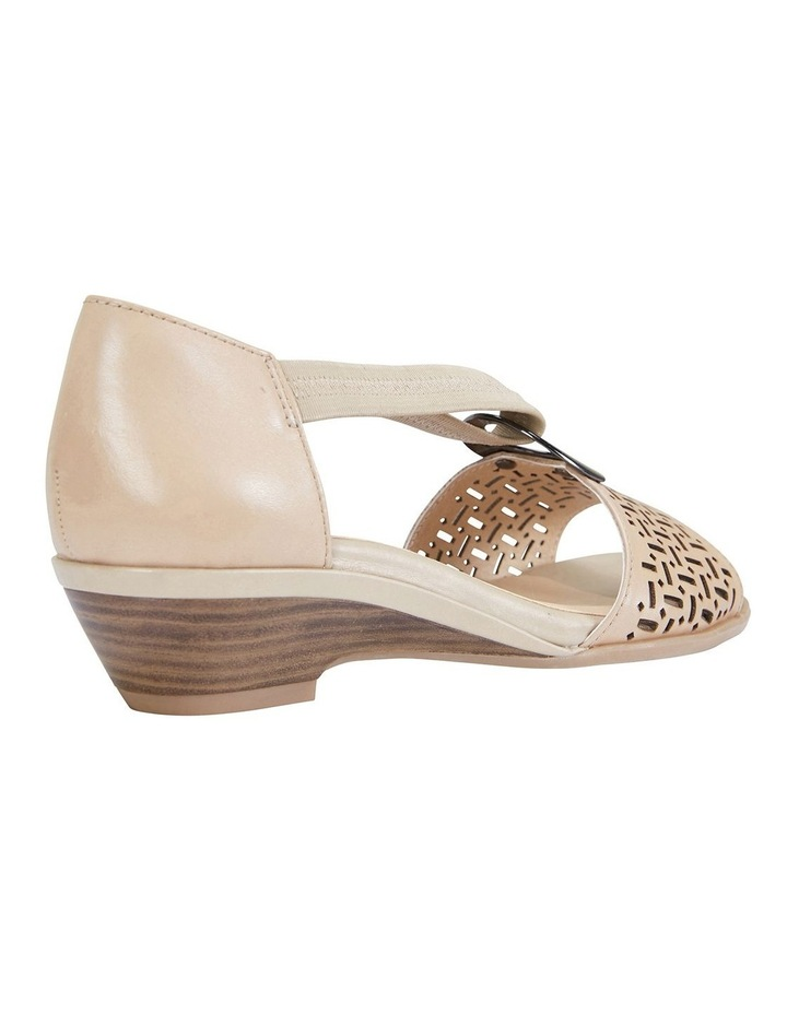 Chime Neutral Glove Sandals image 4