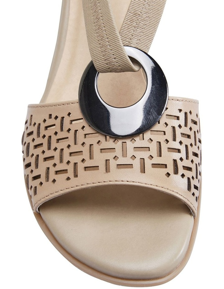 Chime Neutral Glove Sandals image 7
