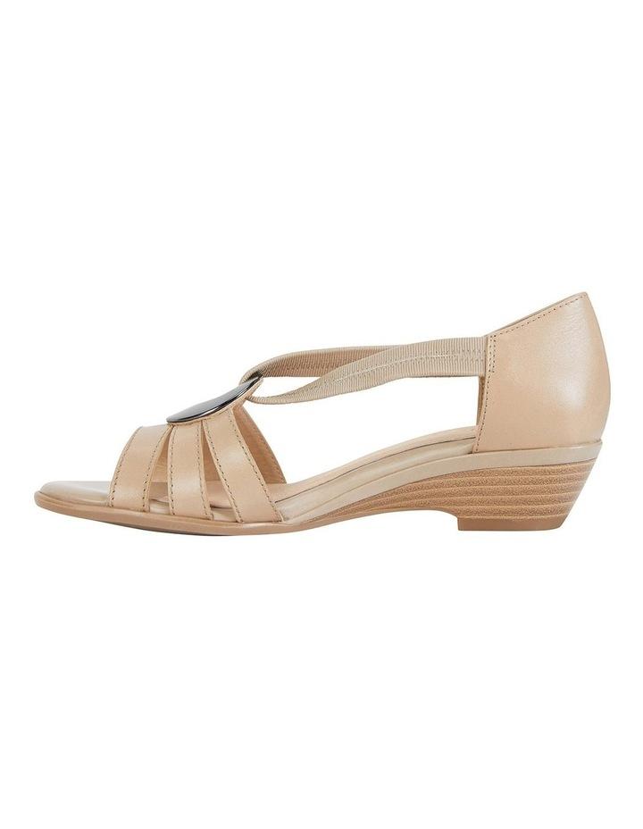 Corina Neutral Glove Sandals image 3