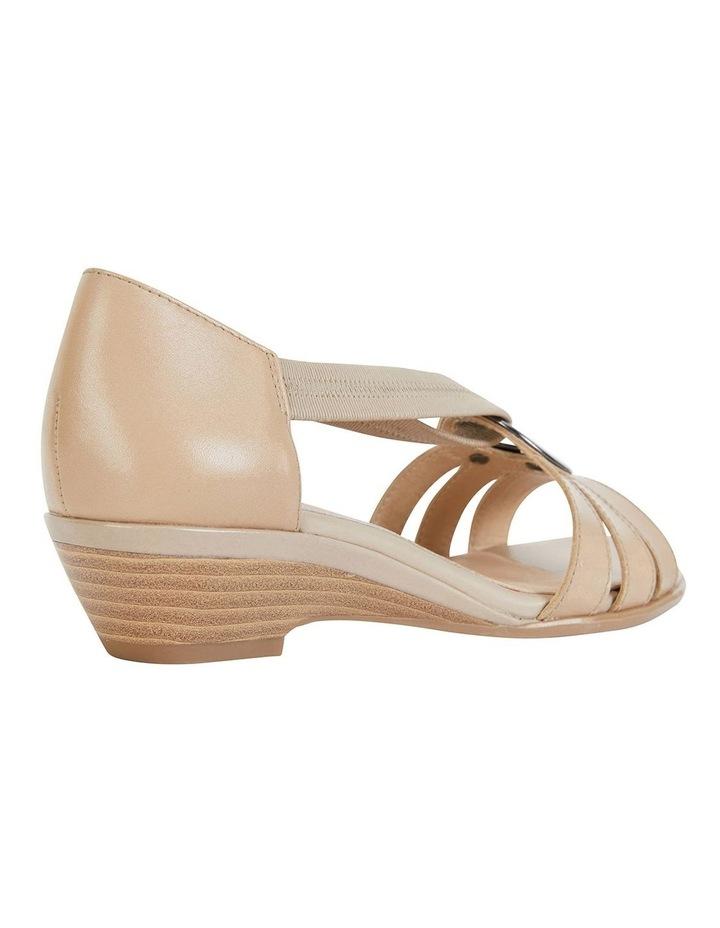 Corina Neutral Glove Sandals image 4