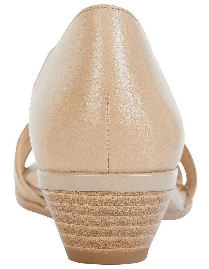 Corina Neutral Glove Sandals image 6