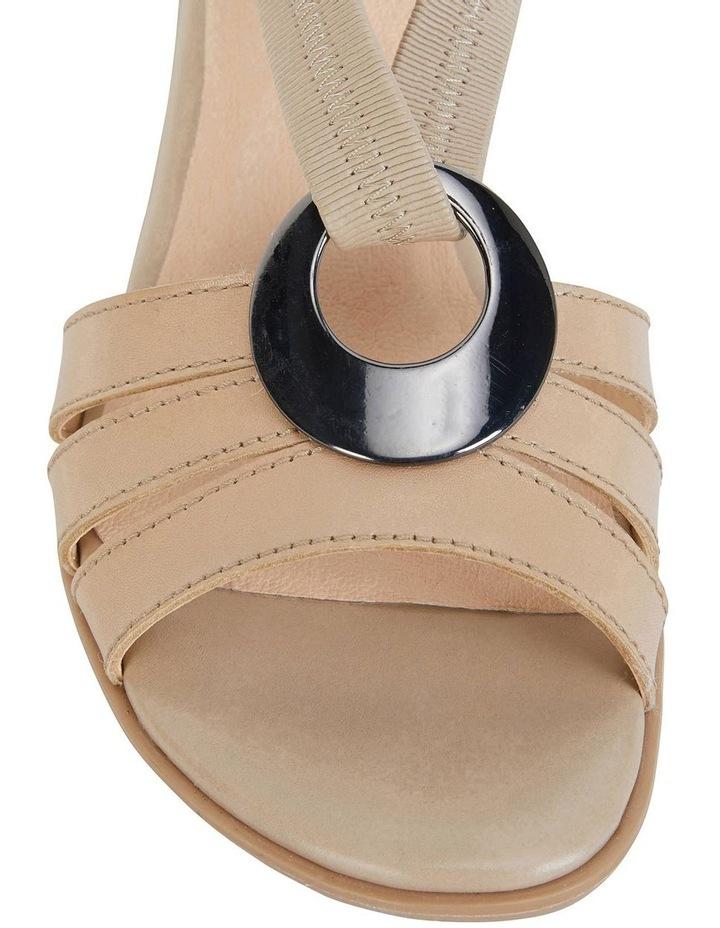 Corina Neutral Glove Sandals image 7