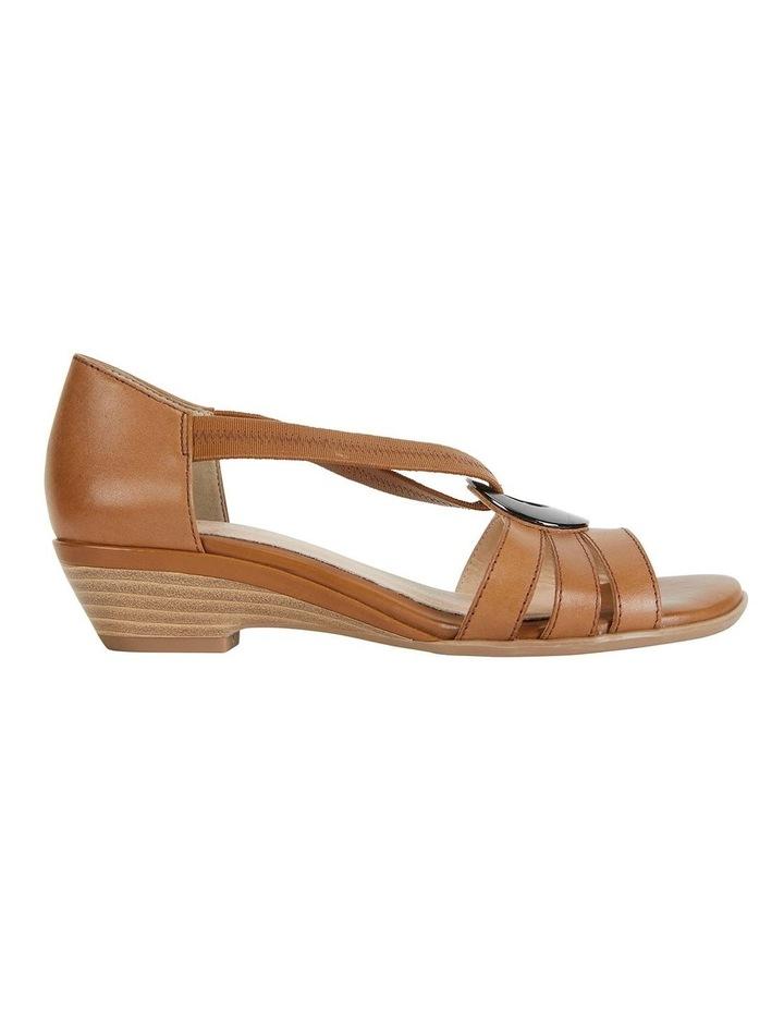Corina Cognac Glove Sandals image 1