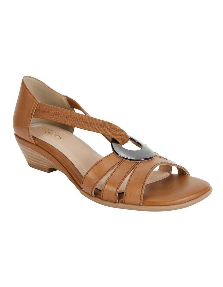 Corina Cognac Glove Sandals image 2