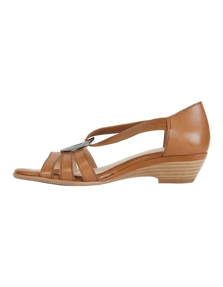 Corina Cognac Glove Sandals image 3