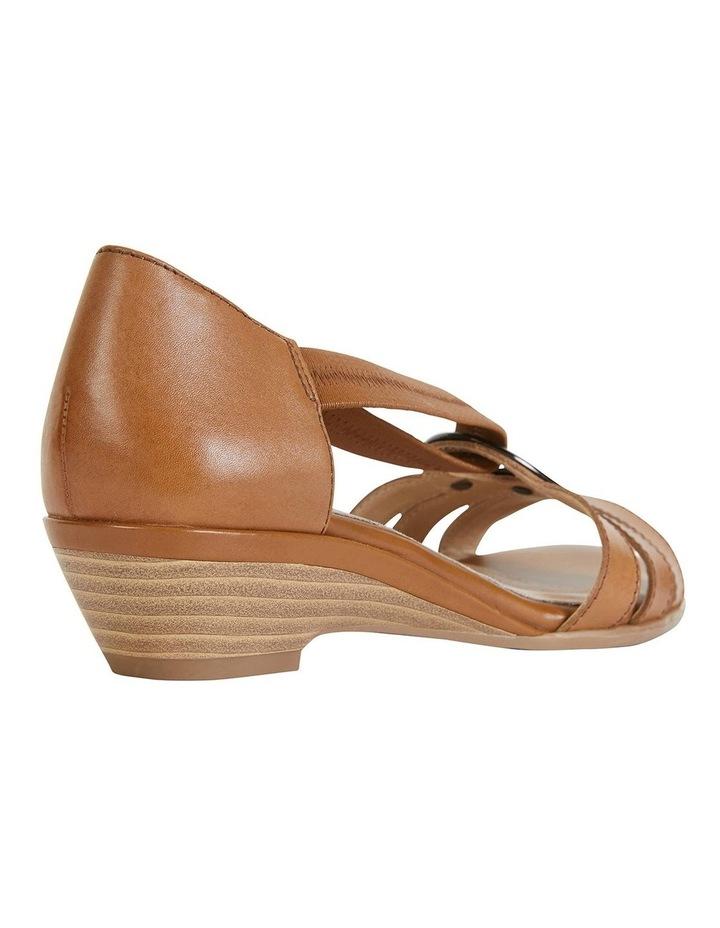 Corina Cognac Glove Sandals image 4