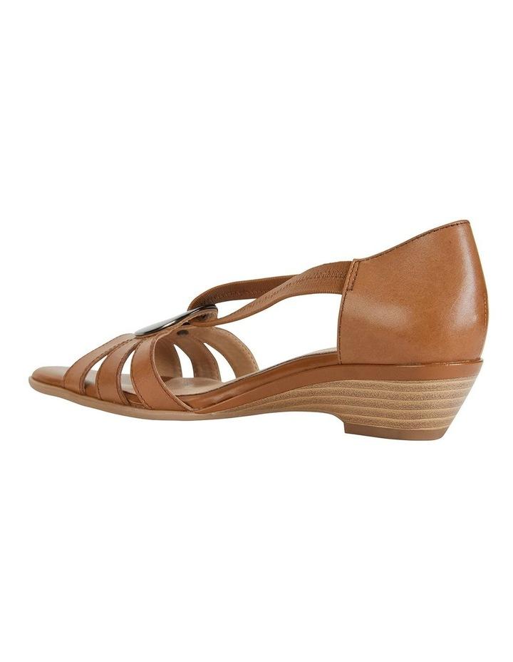 Corina Cognac Glove Sandals image 5