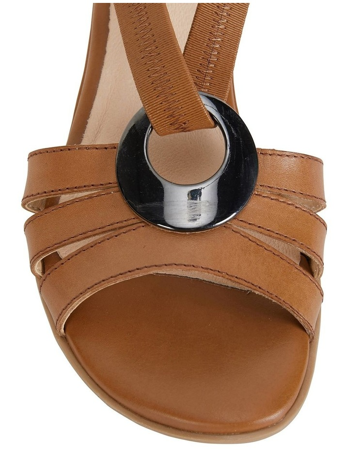 Corina Cognac Glove Sandals image 7