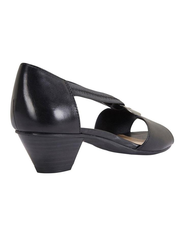 Praise Black Glove Sandals image 5