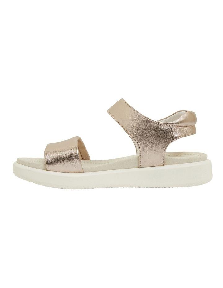Falcon Soft Gold Sandals image 3
