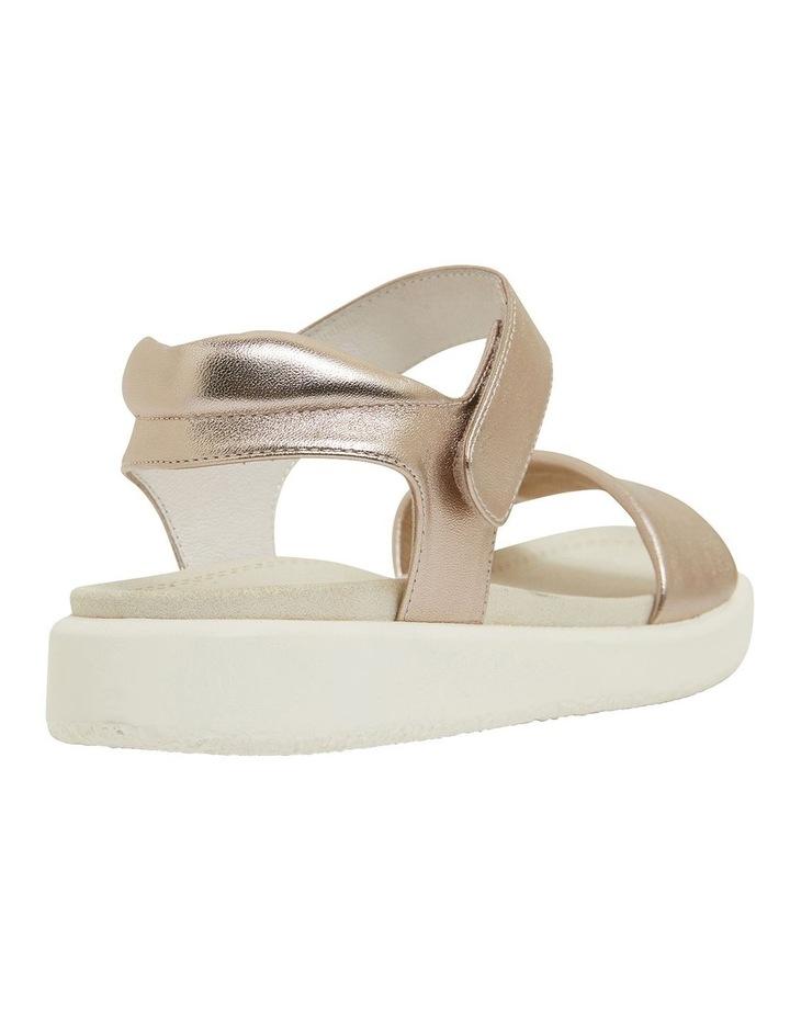 Falcon Soft Gold Sandals image 4