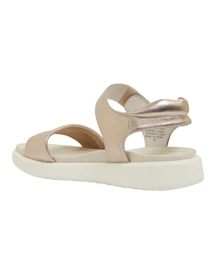 Falcon Soft Gold Sandals image 6