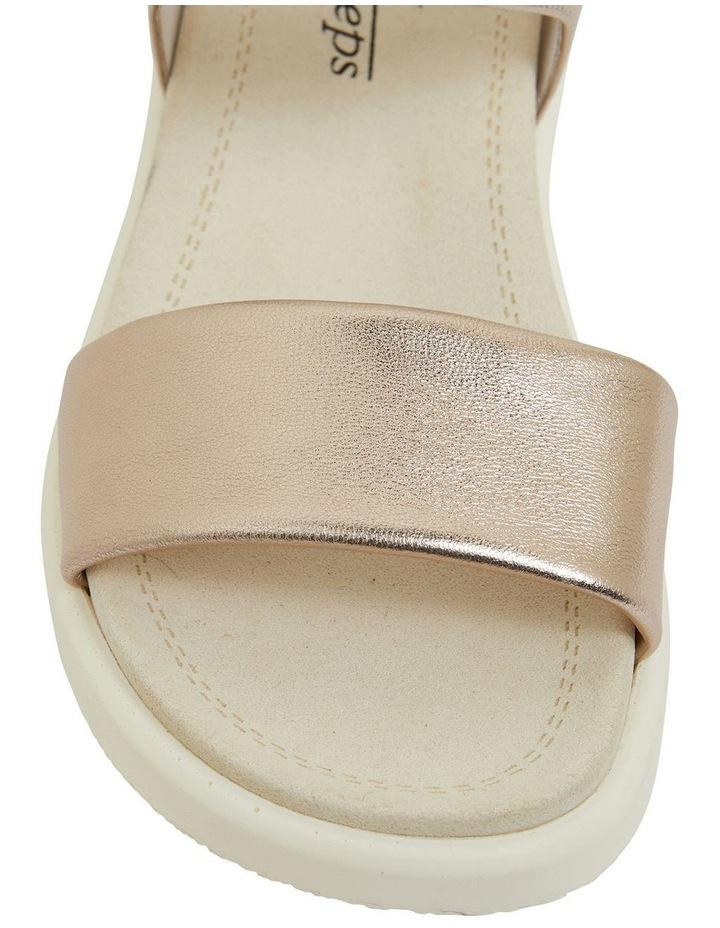Falcon Soft Gold Sandals image 7