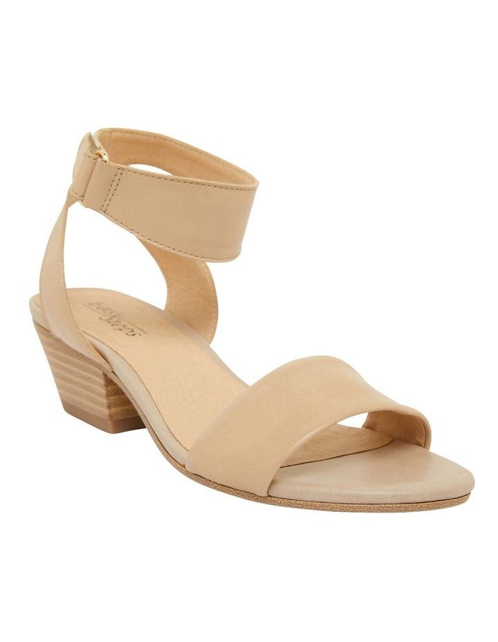 Vienna Nude Glove Sandals image 2