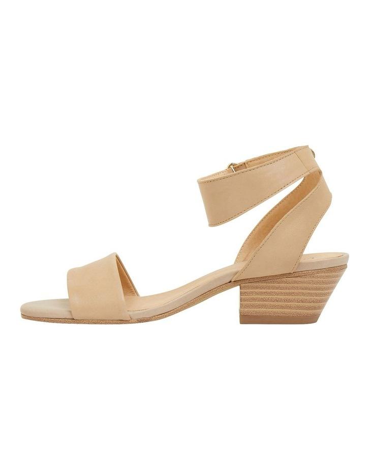 Vienna Nude Glove Sandals image 3
