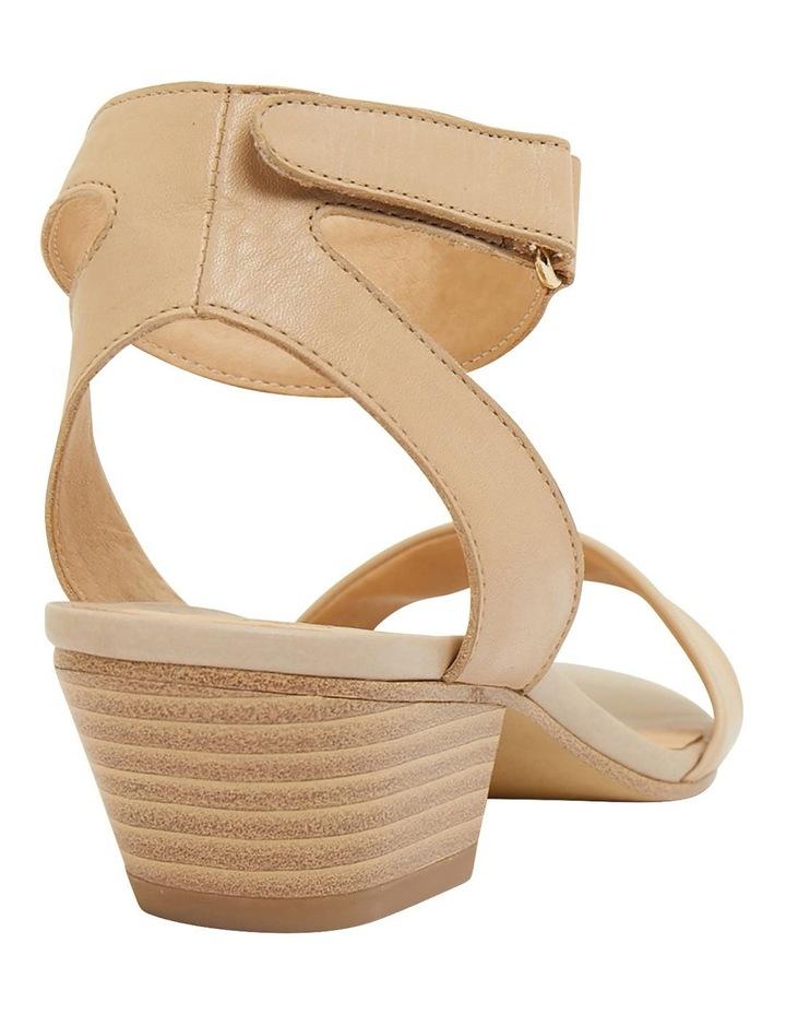 Vienna Nude Glove Sandals image 4