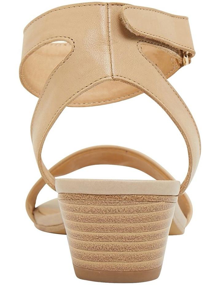 Vienna Nude Glove Sandals image 5