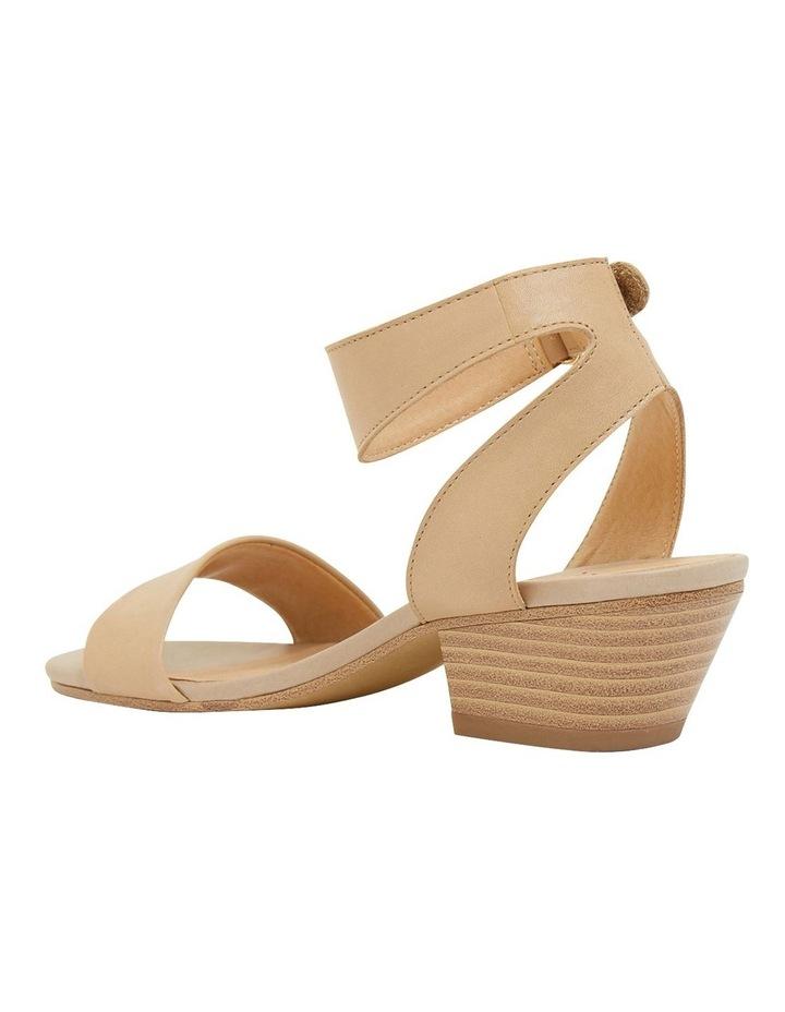 Vienna Nude Glove Sandals image 6