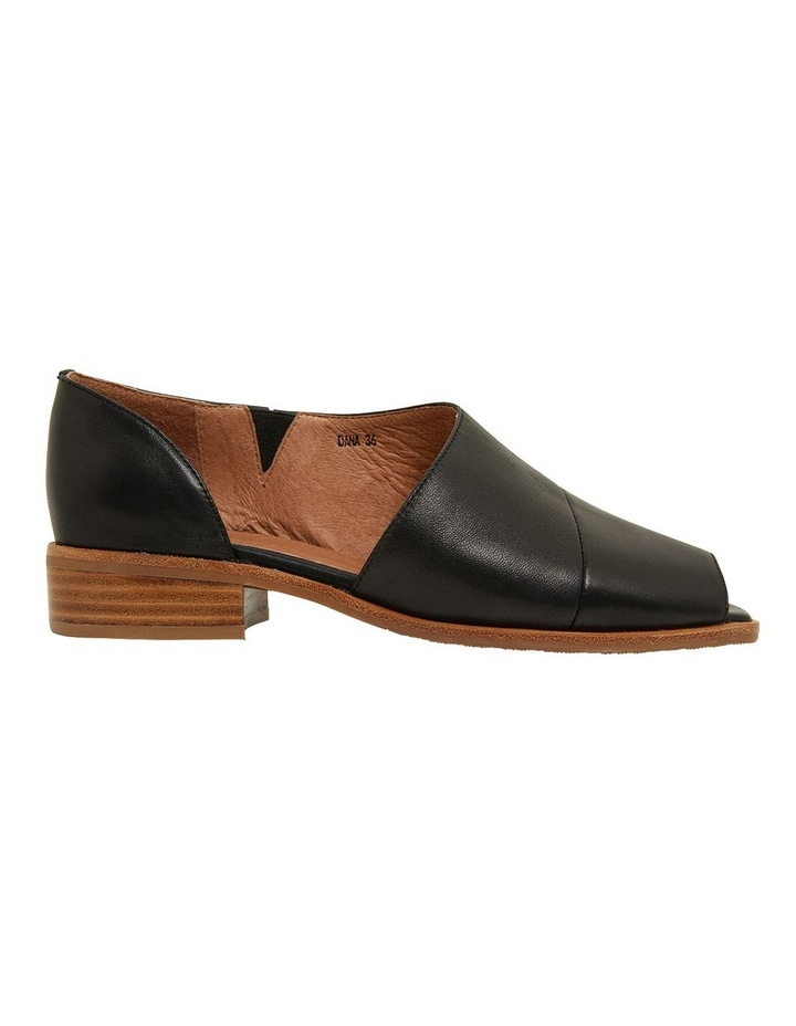 Dana Black Glove Sandals image 1