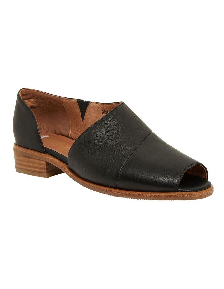 Dana Black Glove Sandals image 2