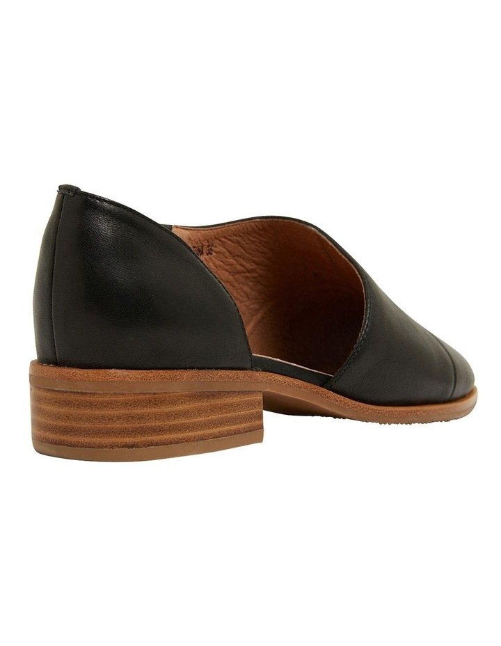 Dana Black Glove Sandals image 4