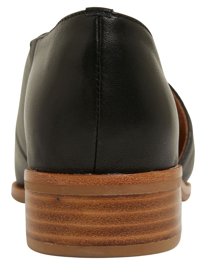 Dana Black Glove Sandals image 5