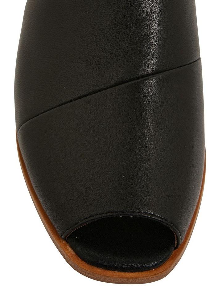 Dana Black Glove Sandals image 7