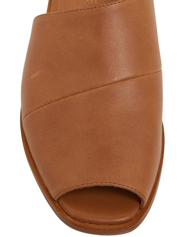 Dana Tan Glove Sandals image 7
