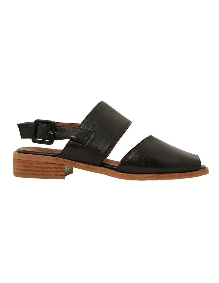 Drew Black Glove Sandals image 1