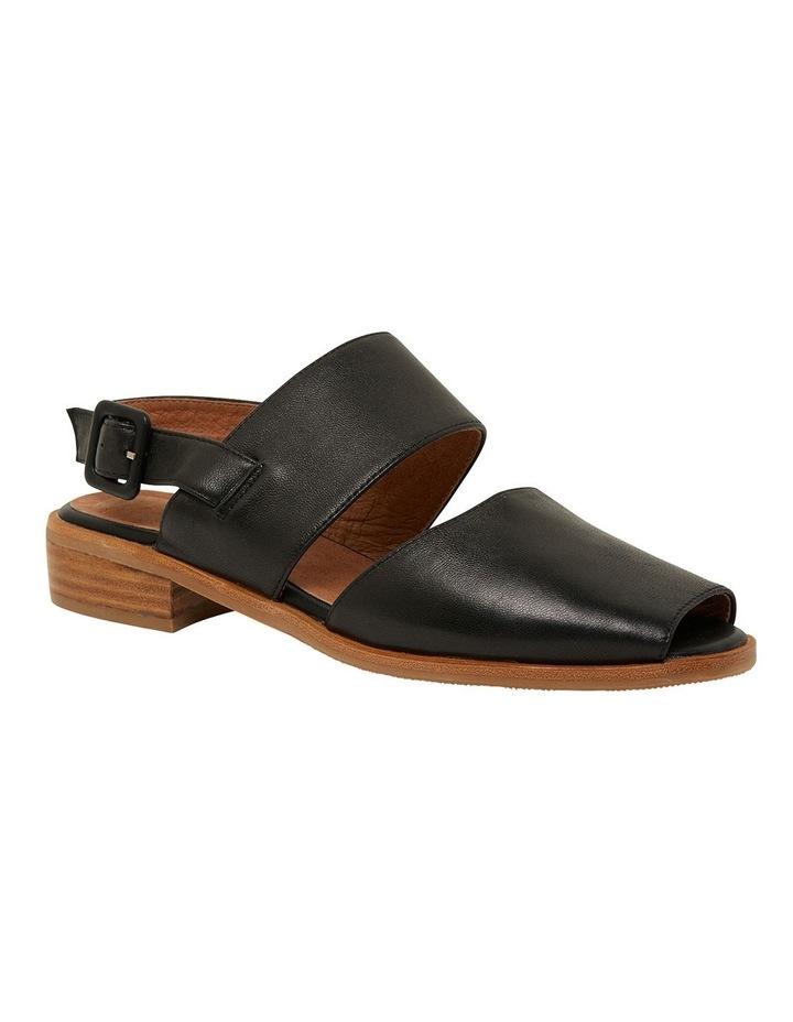 Drew Black Glove Sandals image 2