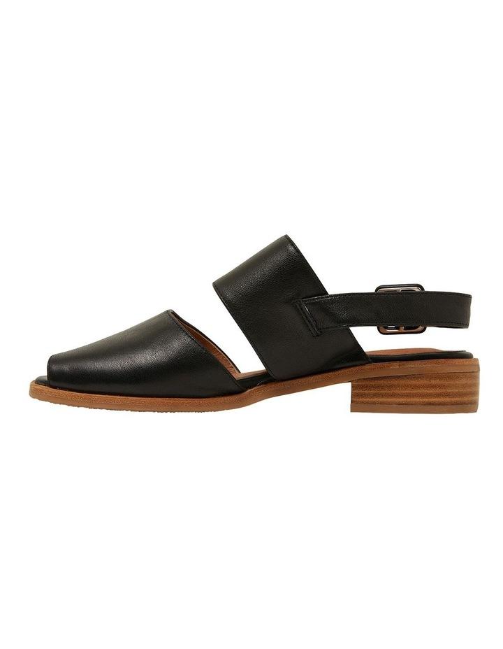 Drew Black Glove Sandals image 4