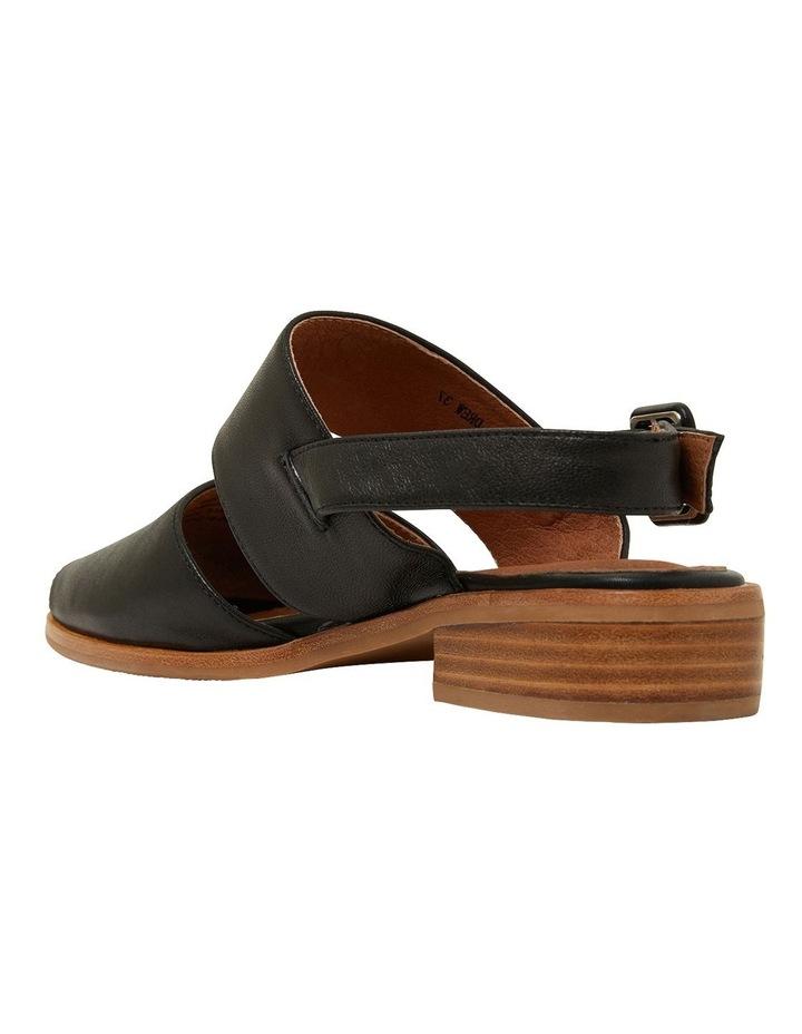 Drew Black Glove Sandals image 7