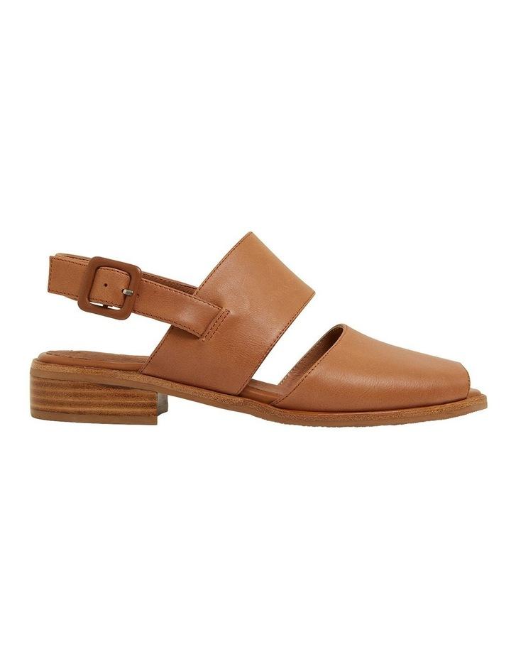 Drew Tan Glove Sandals image 1
