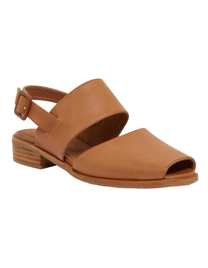 Drew Tan Glove Sandals image 2