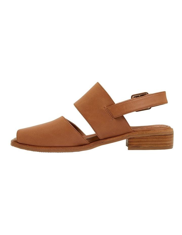 Drew Tan Glove Sandals image 3