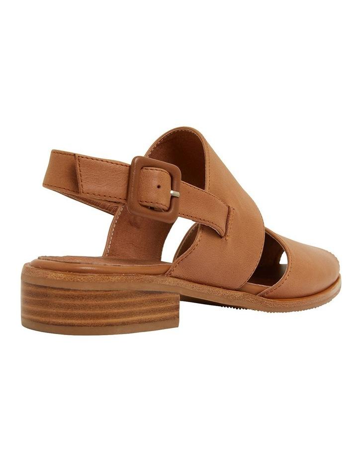 Drew Tan Glove Sandals image 4