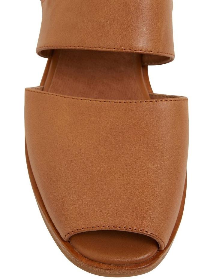 Drew Tan Glove Sandals image 6