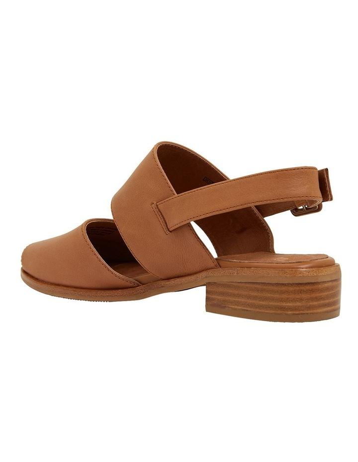 Drew Tan Glove Sandals image 7