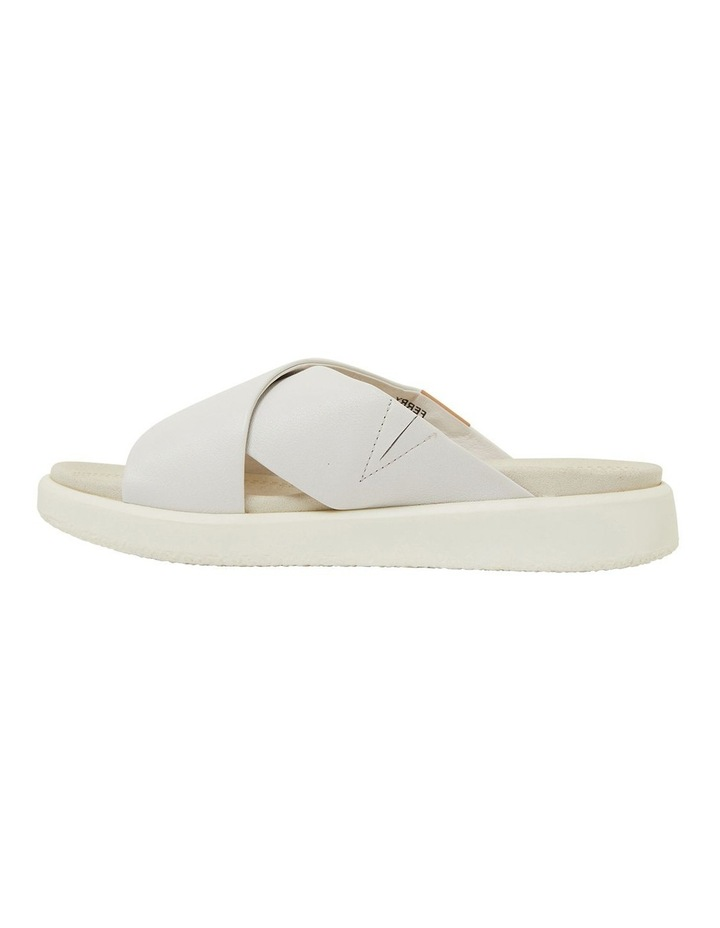 Ferry White Gold Sandals image 3
