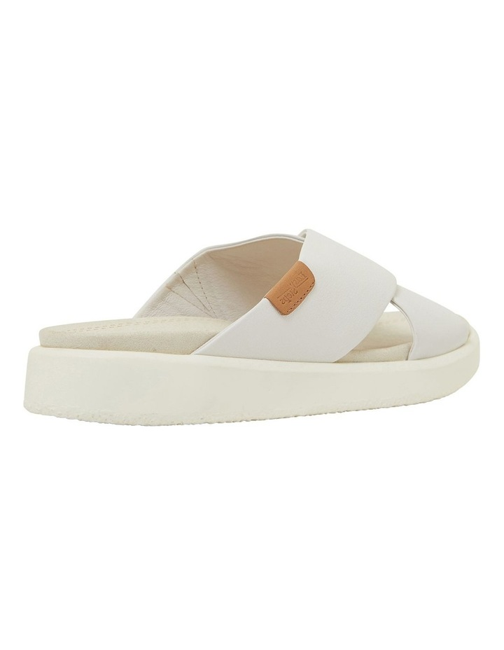 Ferry White Gold Sandals image 4