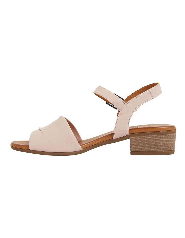 Maisy Blush Glove Sandals image 1