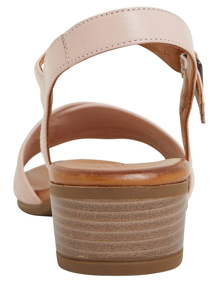 Maisy Blush Glove Sandals image 2