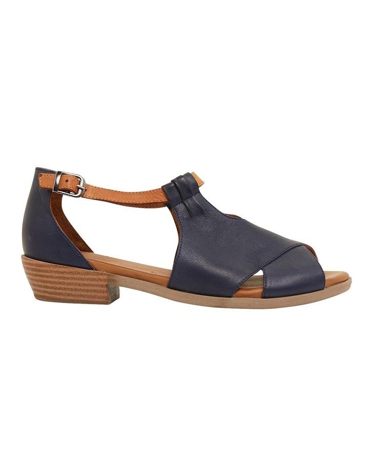 Laguna Navy/Cognac Glove Sandals image 1