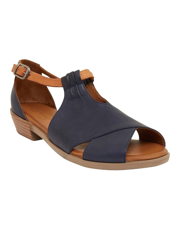 Laguna Navy/Cognac Glove Sandals image 2